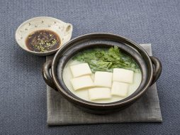 佐賀県_温泉湯豆腐