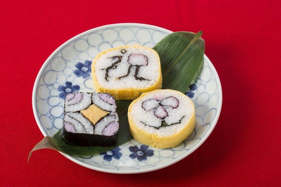太巻き寿司 | JA共済 ちいきのために 47都道府県の郷土料理レシピ